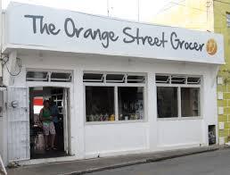orange st